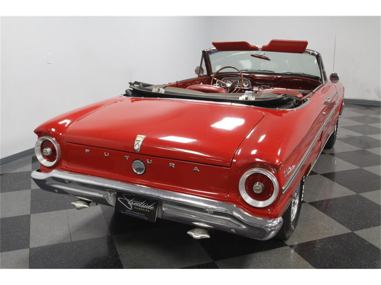 Large Picture of Classic 1963 Ford Falcon located in Concord North Carolina - $29,995.00 Offered by Streetside Classics - Charlotte - NMVT