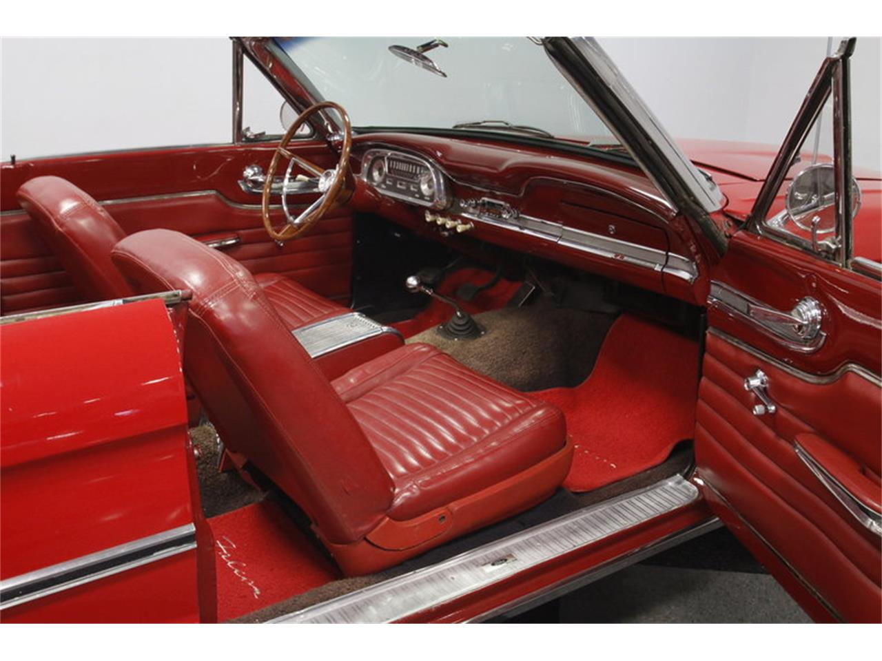 Large Picture of '63 Ford Falcon Offered by Streetside Classics - Charlotte - NMVT