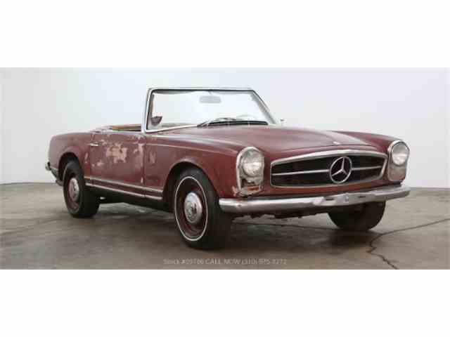 Picture of Classic 1964 230SL located in California - $21,750.00 Offered by  - NMVV