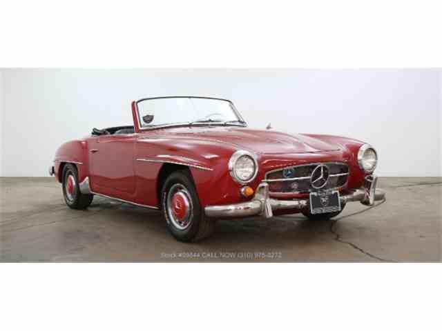 Picture of '55 Mercedes-Benz 190SL located in California Offered by  - NMWE
