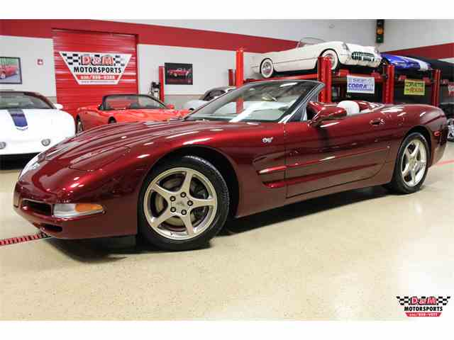 Picture of '03 Corvette - NMWG