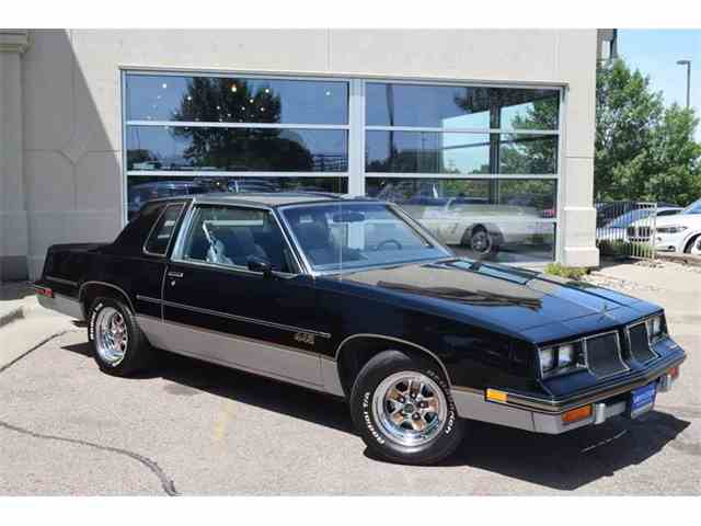 Picture of '86 Cutlass S - NMWH