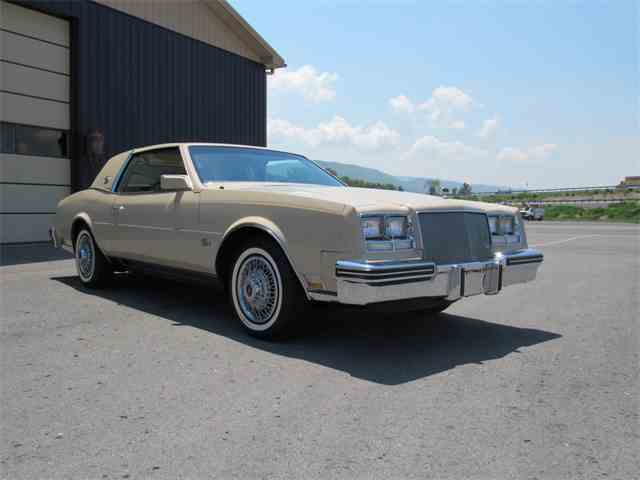 Picture of '85 Buick Riviera Auction Vehicle Offered by  - NKZ9