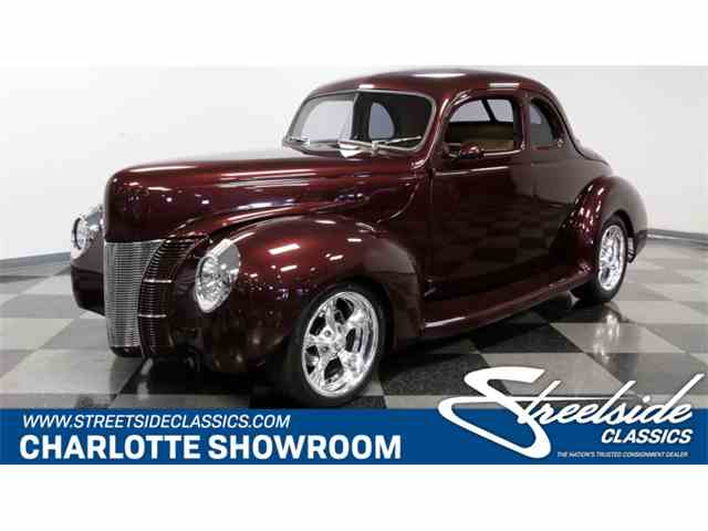Picture of 1940 Ford Business Coupe - $61,995.00 - NMWP