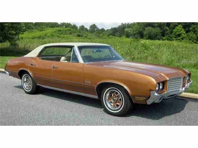 Picture of '72 Cutlass - NMWQ