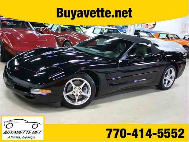 Picture of '00 Corvette - NMWV