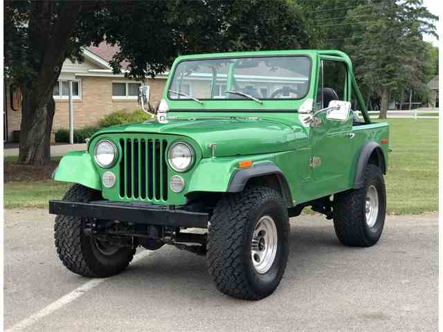 Picture of 1979 Jeep CJ7 Offered by  - NMXM