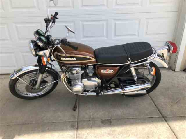 Picture of 1976 Honda CB550 Auction Vehicle - NMXQ