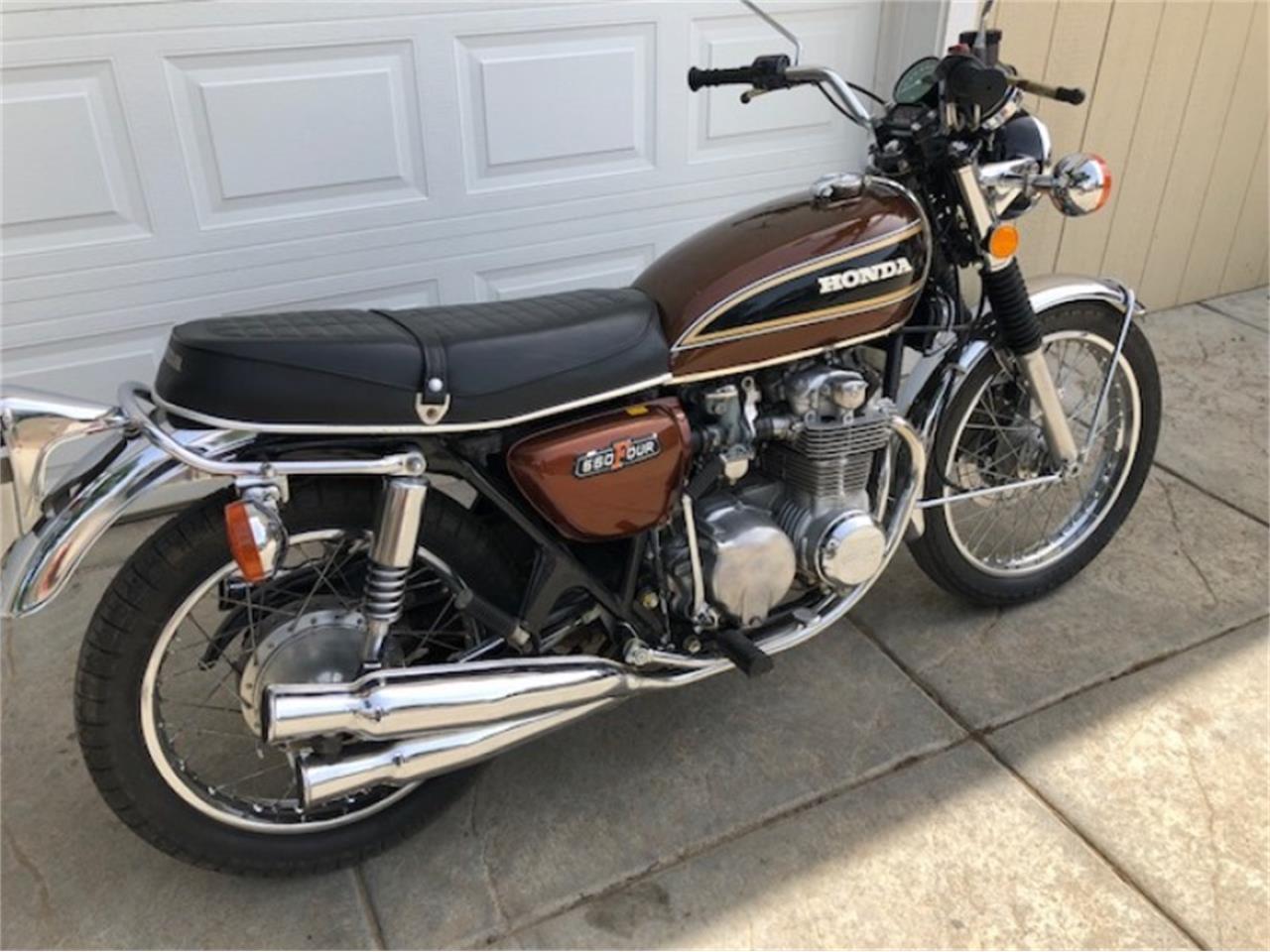 1976 Honda Cb550 For Sale Classiccars Com Cc 1102814