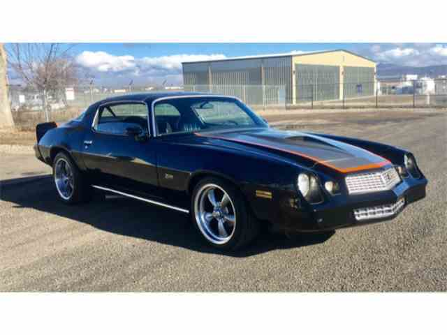 Picture of 1981 Chevrolet Camaro located in Nevada Auction Vehicle - NMXV