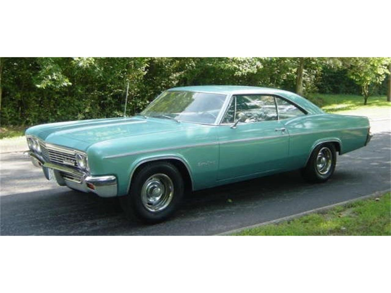 1966 Chevrolet Impala For Sale Cc 1102829 Chevy 2 Door Large Picture Of 66 Nmy5