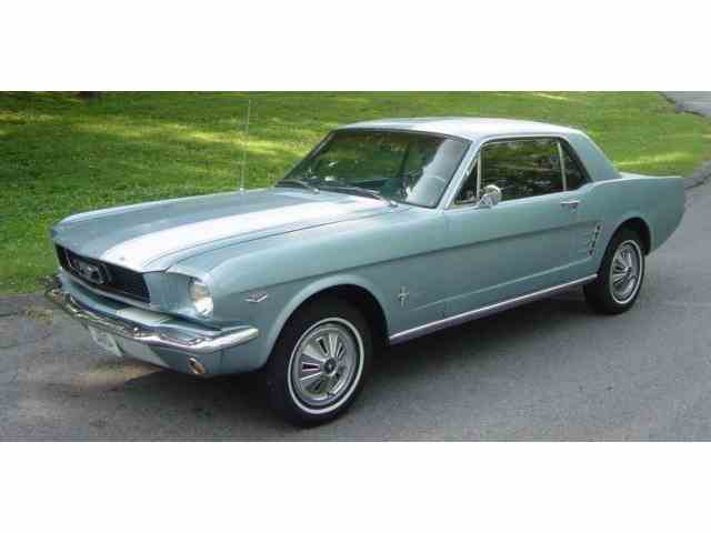 Picture of Classic '66 Ford Mustang located in Tennessee - $12,900.00 Offered by  - NMYD