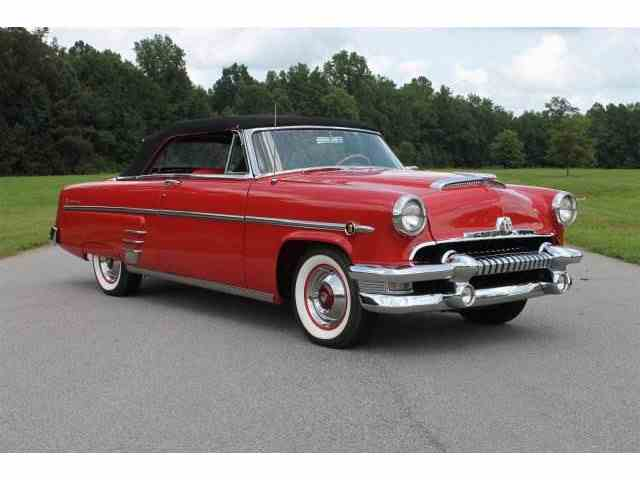 Find New Rust Free 1954 Mercury Monterey Sun Valley In: 1954 To 1956 Mercury Montclair For Sale On ClassicCars.com