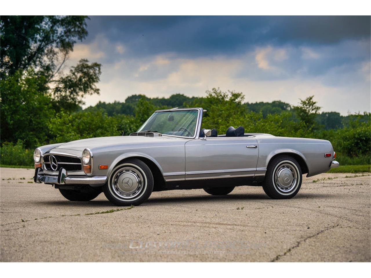 Large Picture of Classic '70 280SL Offered by Custom Classics - NMYI