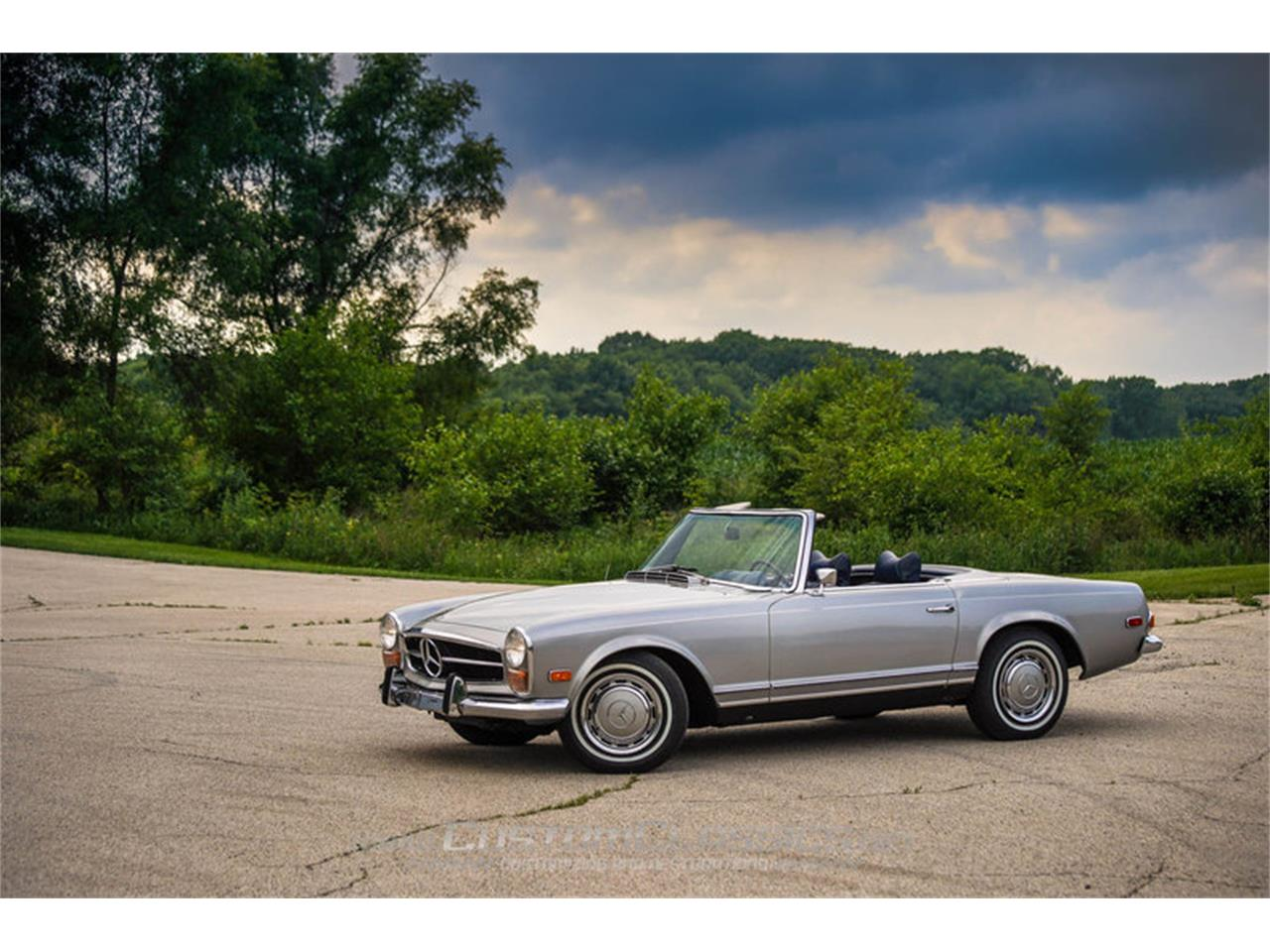 Large Picture of '70 280SL - $68,500.00 Offered by Custom Classics - NMYI