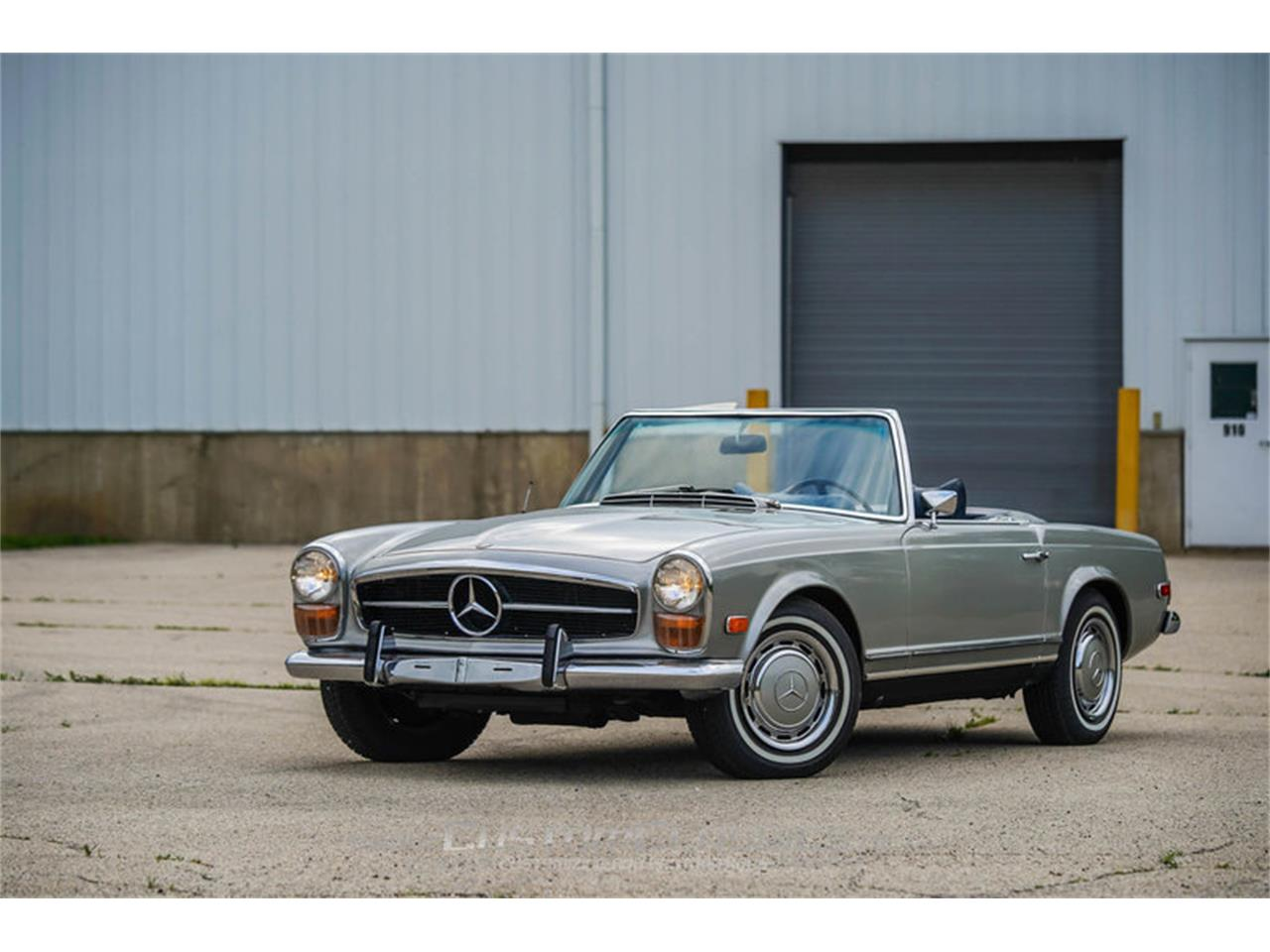 Large Picture of 1970 Mercedes-Benz 280SL - $68,500.00 Offered by Custom Classics - NMYI