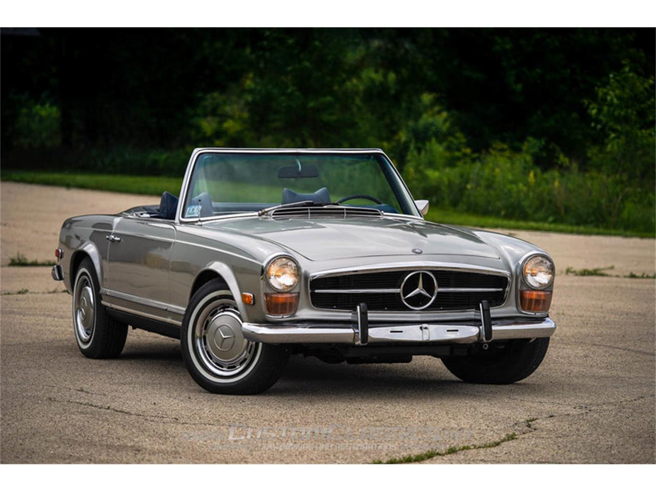 Large Picture of Classic '70 Mercedes-Benz 280SL located in Illinois - $68,500.00 - NMYI
