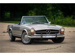 Picture of 1970 Mercedes-Benz 280SL located in Island Lake Illinois - $68,500.00 Offered by Custom Classics - NMYI