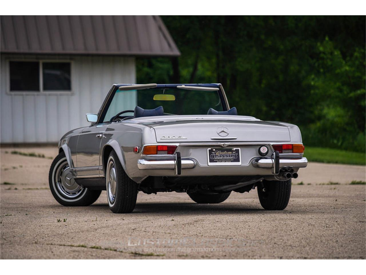 Large Picture of Classic 1970 Mercedes-Benz 280SL - $68,500.00 - NMYI