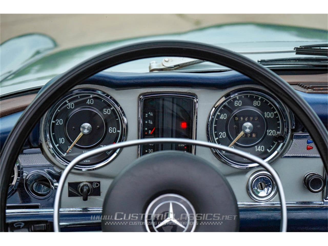 Large Picture of Classic 1970 Mercedes-Benz 280SL located in Island Lake Illinois Offered by Custom Classics - NMYI