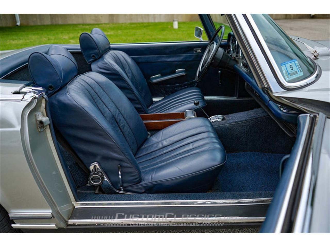Large Picture of Classic '70 Mercedes-Benz 280SL - $68,500.00 - NMYI