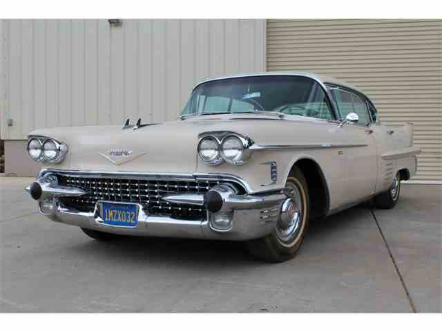 Picture of '58 DeVille located in Morgan Hill California - NMYN