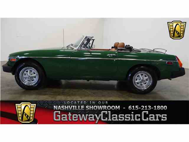 Picture of 1977 MG MGB Offered by  - NMYP