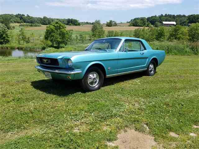 Picture of 1966 Ford Mustang - $12,995.00 - NMZ0