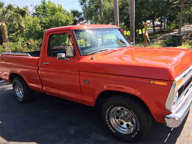 Picture of '76 Ford F100 located in Florida - NMZ6