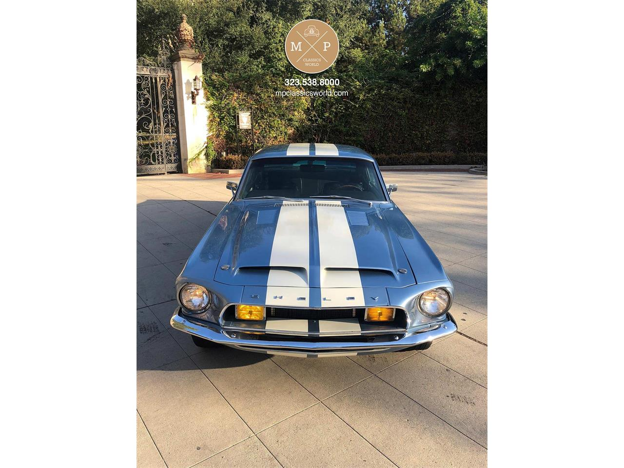 Large Picture of '67 Mustang - NMZL