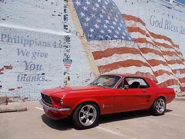 Picture of '67 Mustang Offered by  - NMZP