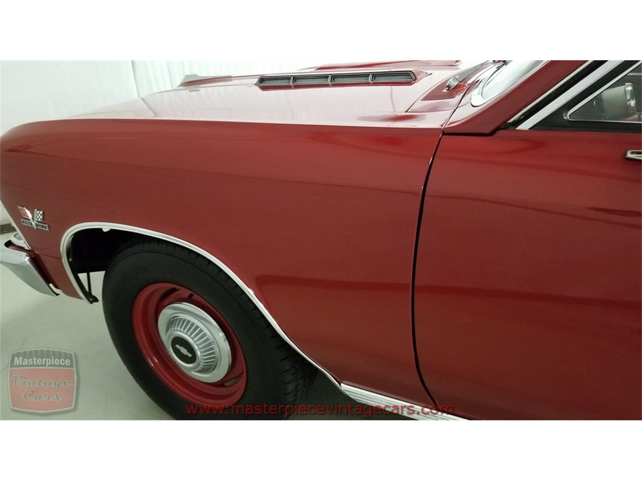 Large Picture of '66 Chevelle SS - NMZT