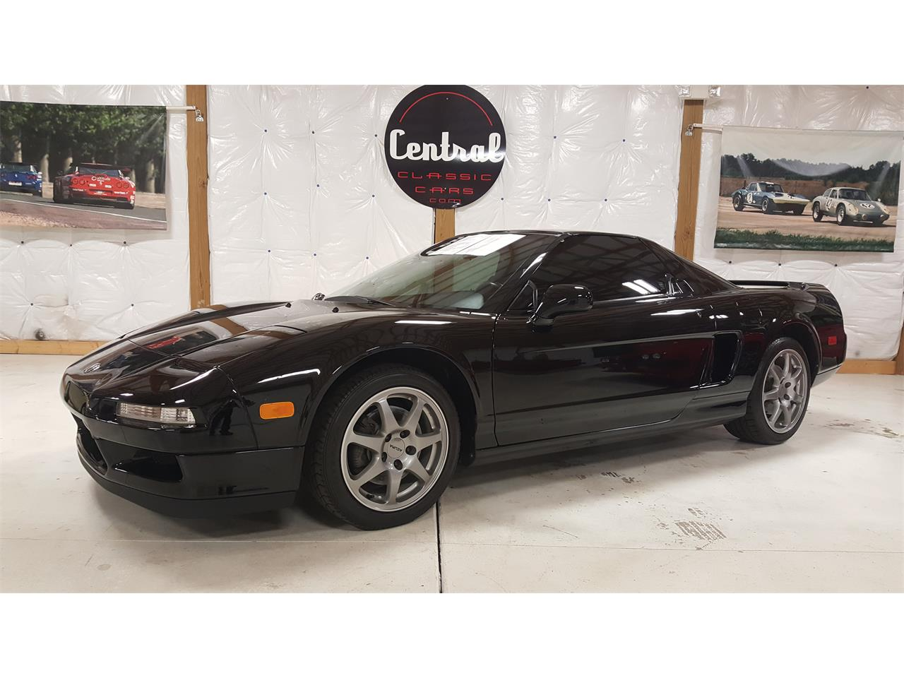 Picture of '95 NSX - NKZL