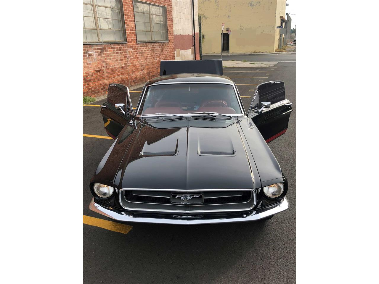 Large Picture of 1967 Mustang located in West Hollywood California - $49,000.00 Offered by MP Classics World - NMZZ