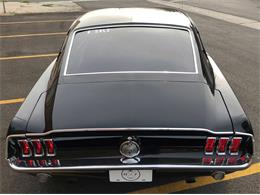 Picture of Classic '67 Mustang located in West Hollywood California - NMZZ