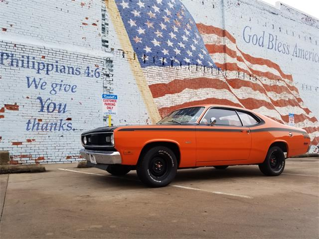 Picture of Classic '72 Plymouth Duster located in Skiatook Oklahoma - $12,500.00 - NN05