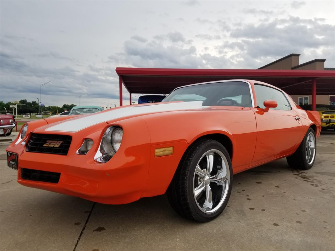 Large Picture of '78 Camaro Z28 - NN06