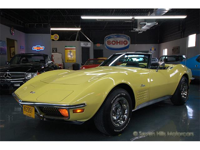 Picture of '71 Corvette - NN0A