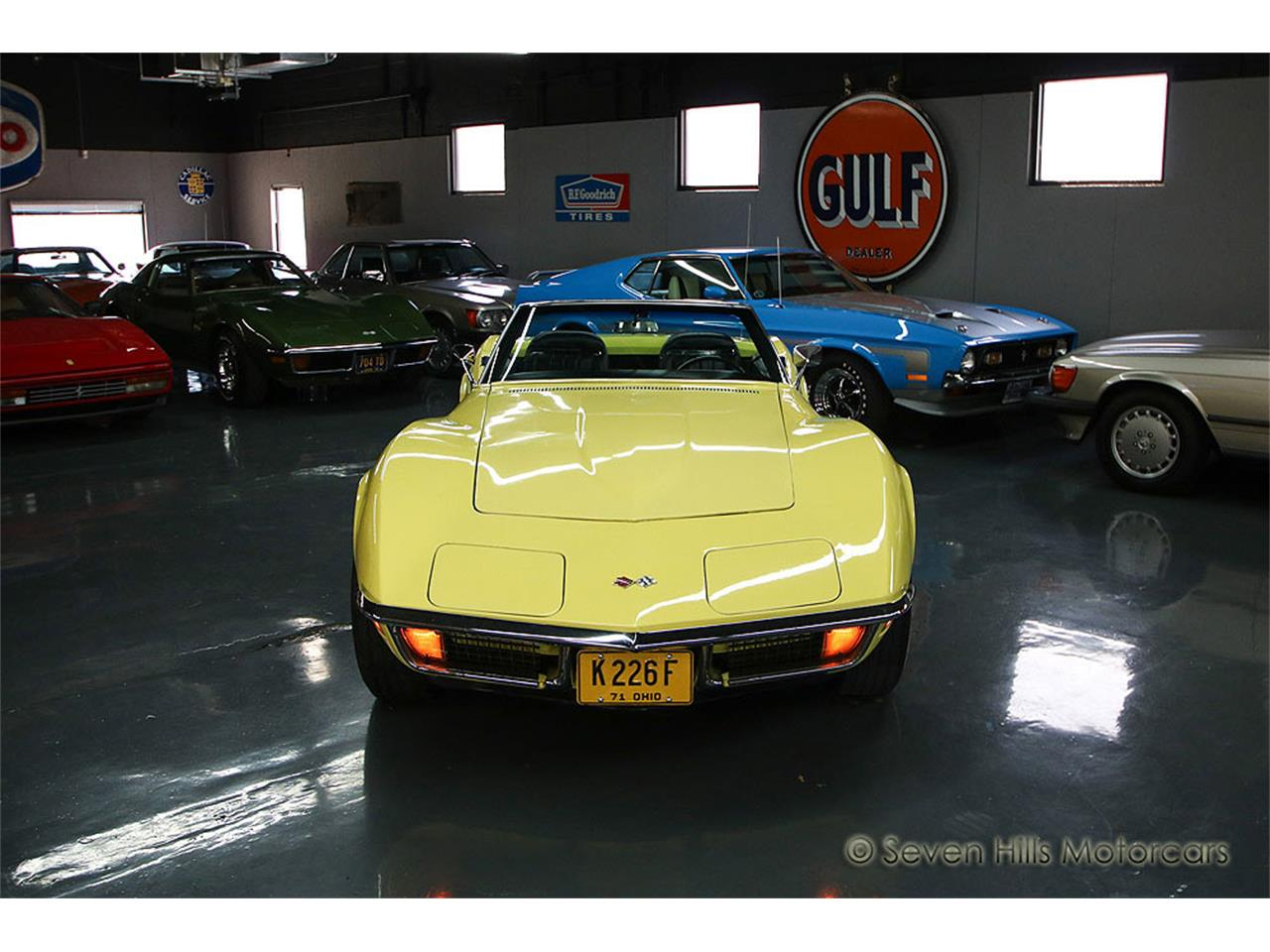 Large Picture of '71 Corvette - $27,900.00 Offered by Seven Hills Motorcars - NN0A