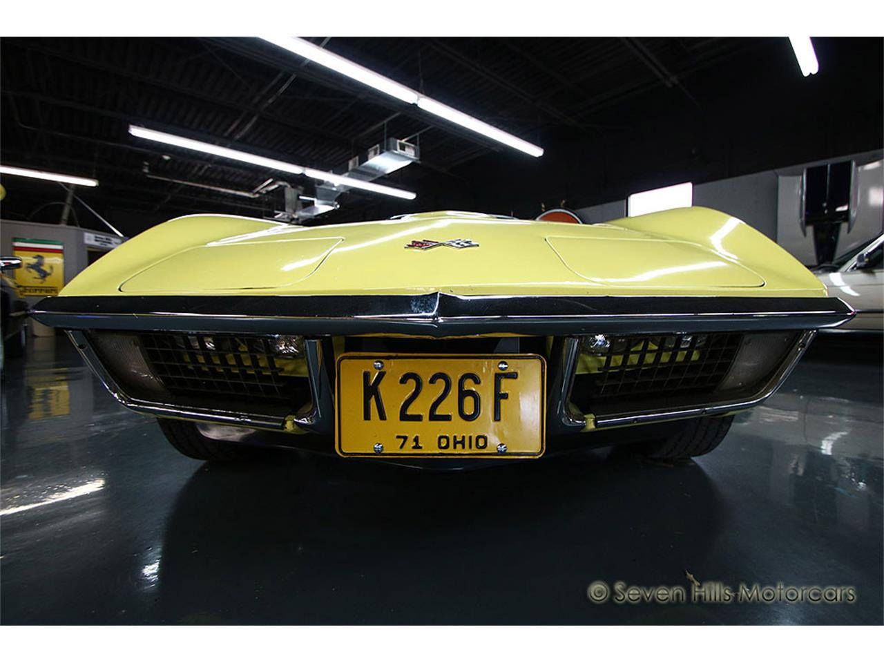 Large Picture of Classic 1971 Chevrolet Corvette located in Ohio - $27,900.00 - NN0A