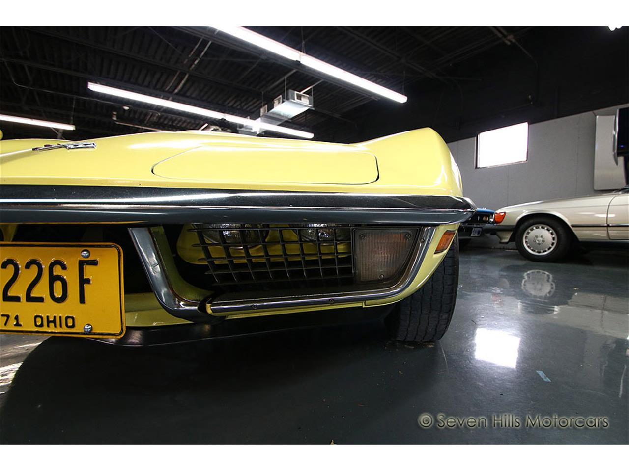 Large Picture of Classic 1971 Chevrolet Corvette located in Cincinnati Ohio - $27,900.00 Offered by Seven Hills Motorcars - NN0A
