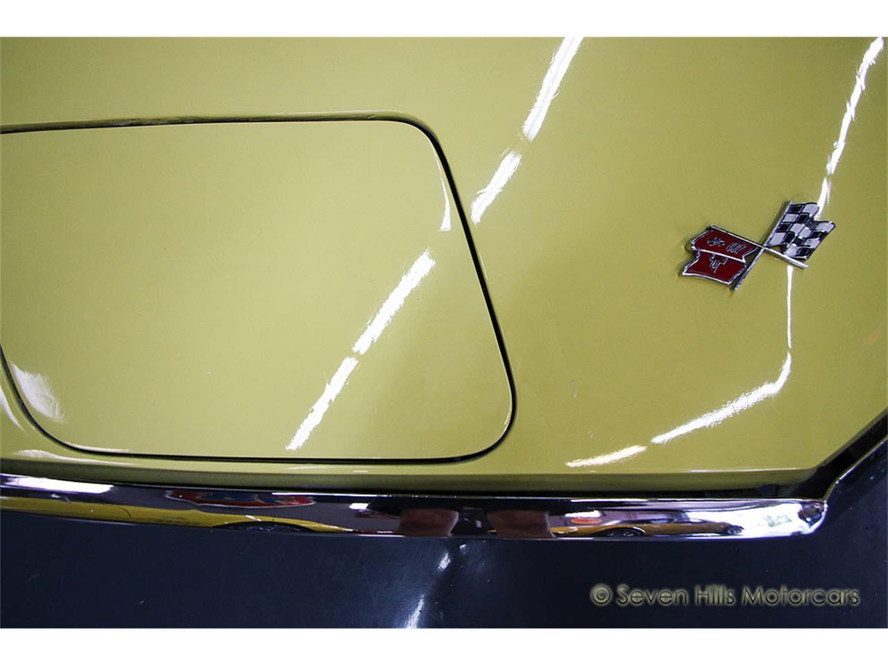 Large Picture of 1971 Chevrolet Corvette located in Cincinnati Ohio - $27,900.00 - NN0A
