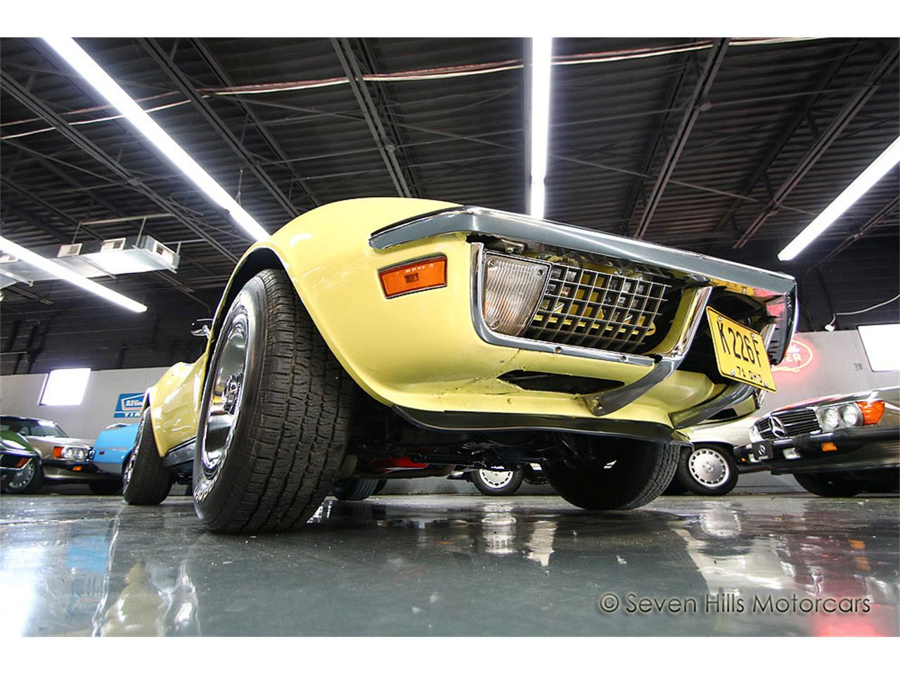 Large Picture of Classic '71 Chevrolet Corvette located in Ohio Offered by Seven Hills Motorcars - NN0A