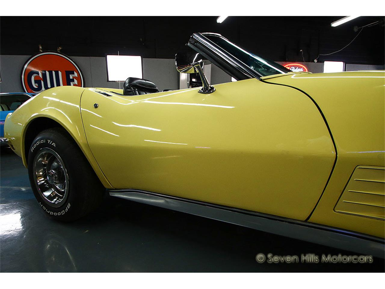 Large Picture of Classic 1971 Corvette Offered by Seven Hills Motorcars - NN0A