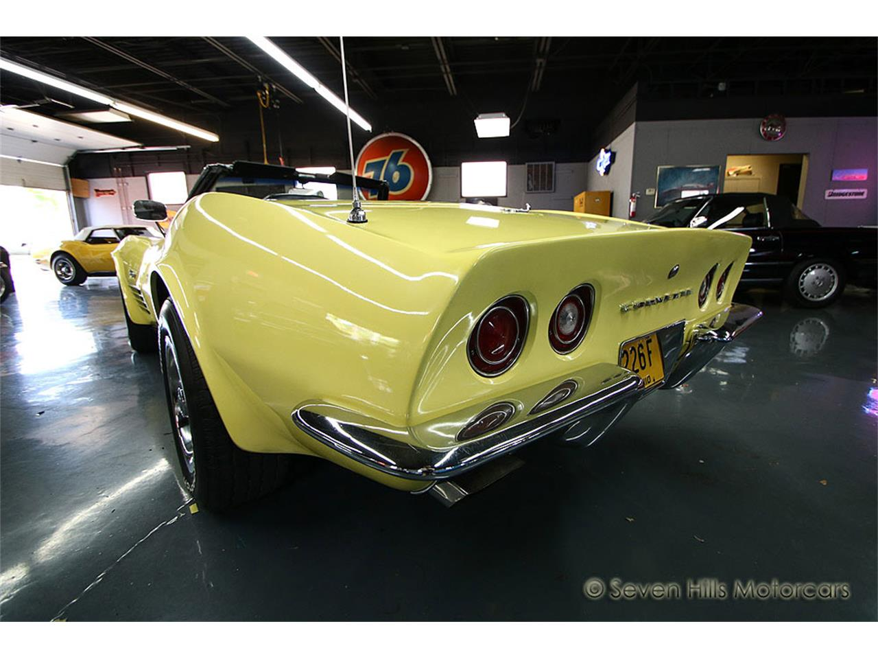 Large Picture of 1971 Corvette located in Cincinnati Ohio - $27,900.00 - NN0A