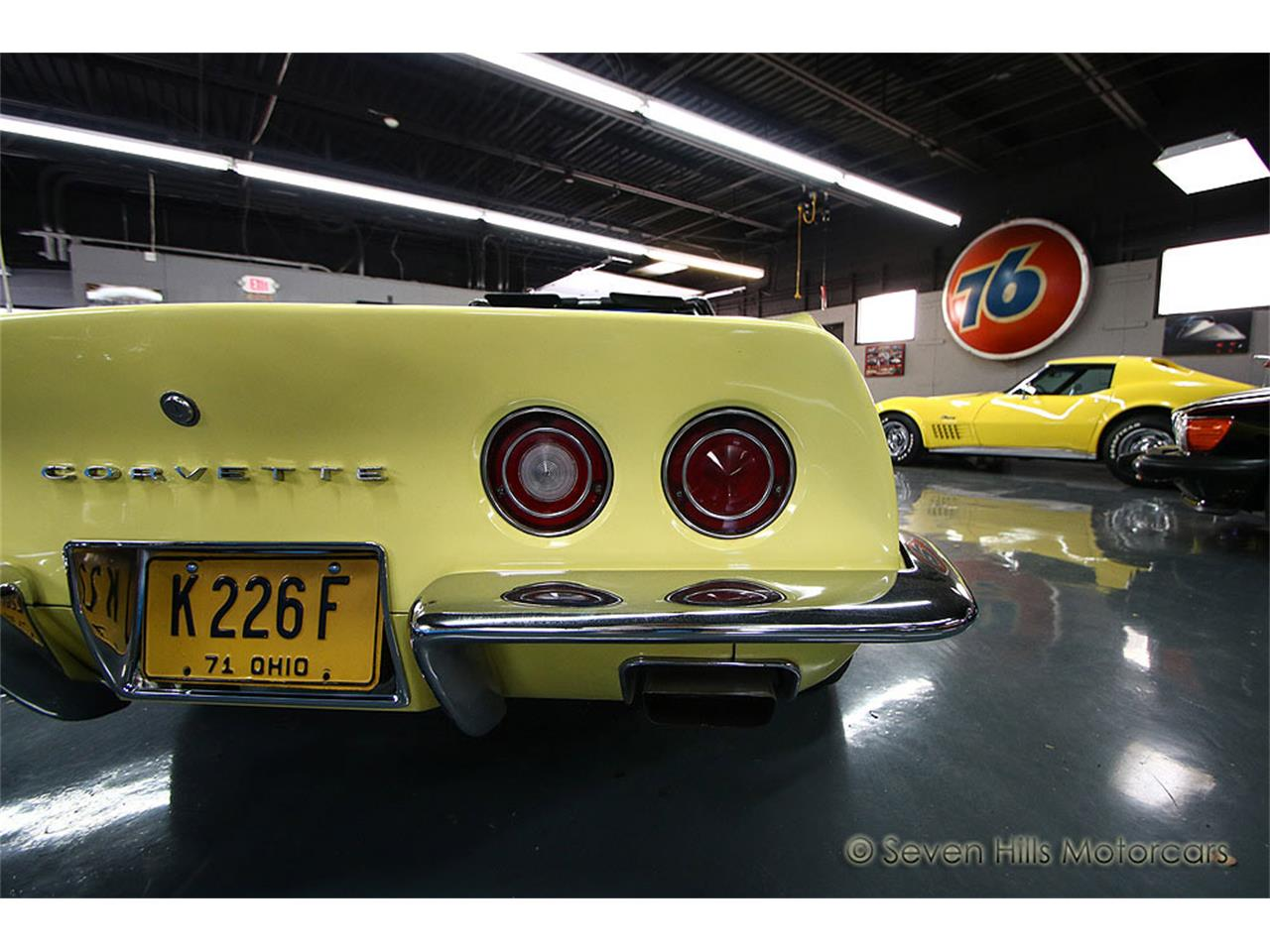 Large Picture of 1971 Corvette - $27,900.00 Offered by Seven Hills Motorcars - NN0A