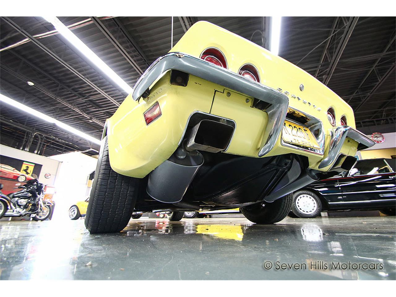Large Picture of Classic '71 Chevrolet Corvette Offered by Seven Hills Motorcars - NN0A