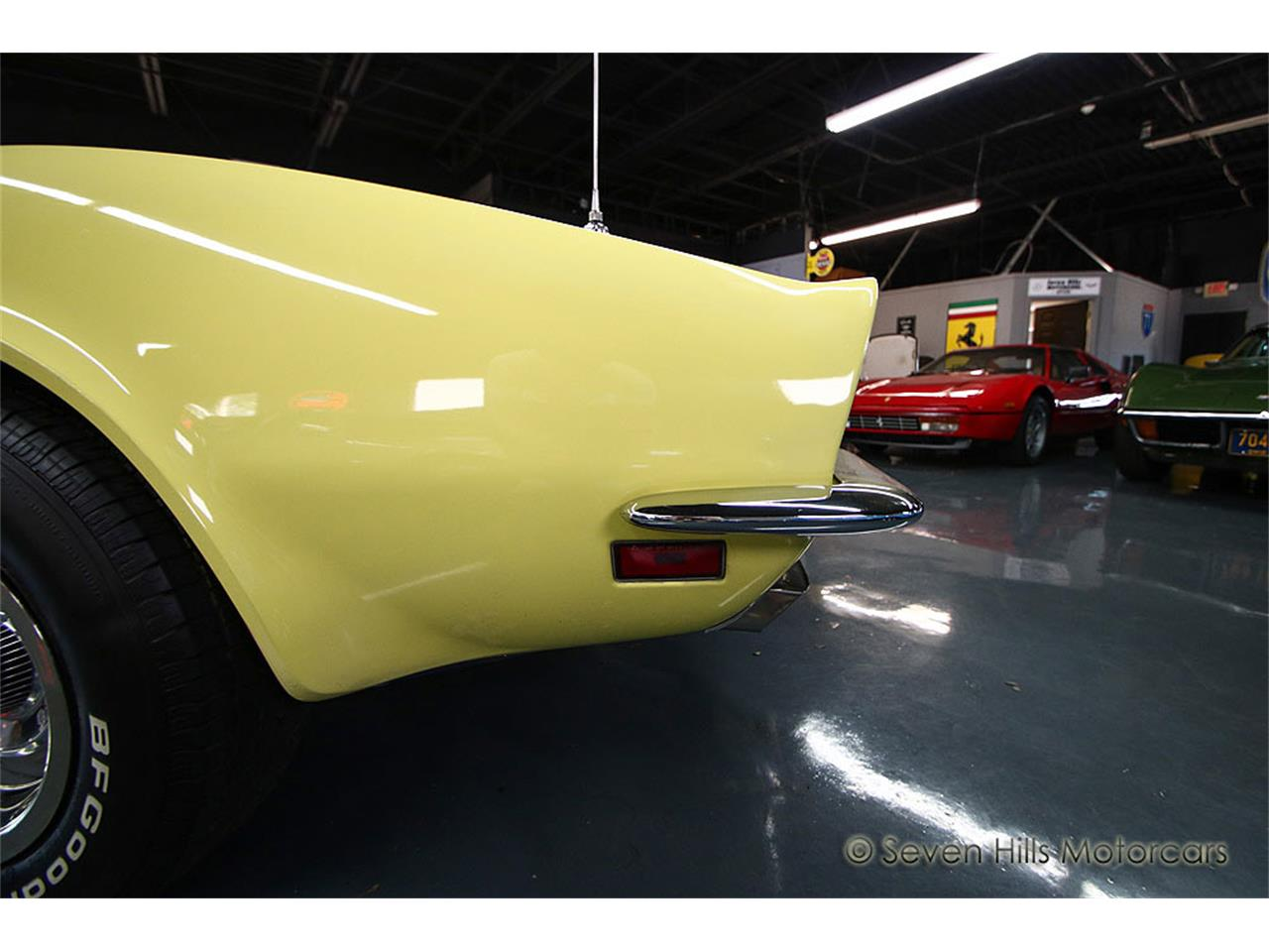 Large Picture of 1971 Chevrolet Corvette - NN0A