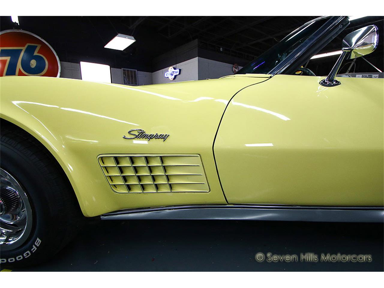 Large Picture of Classic '71 Corvette located in Cincinnati Ohio - $27,900.00 Offered by Seven Hills Motorcars - NN0A