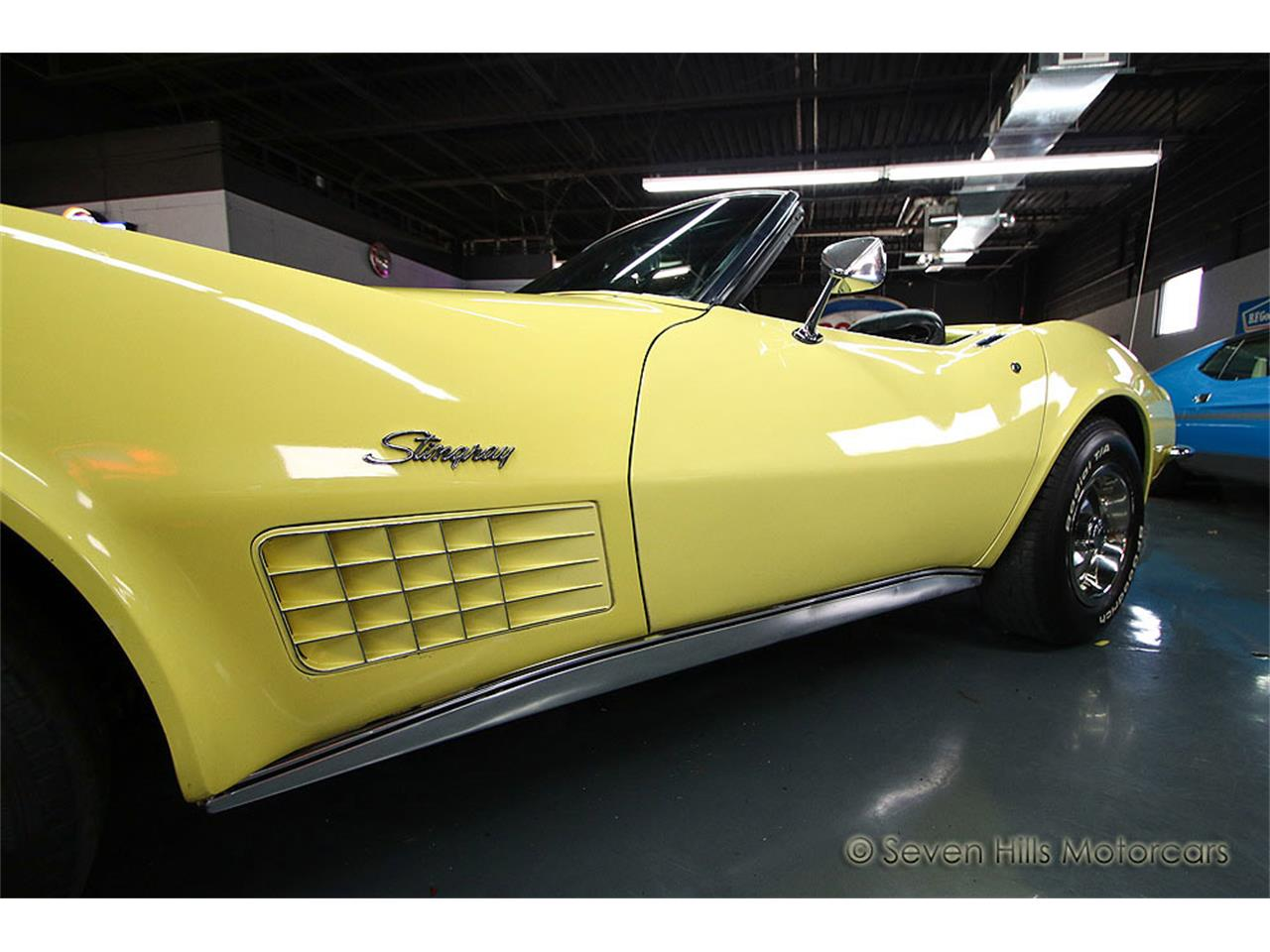 Large Picture of 1971 Chevrolet Corvette located in Ohio - $27,900.00 Offered by Seven Hills Motorcars - NN0A